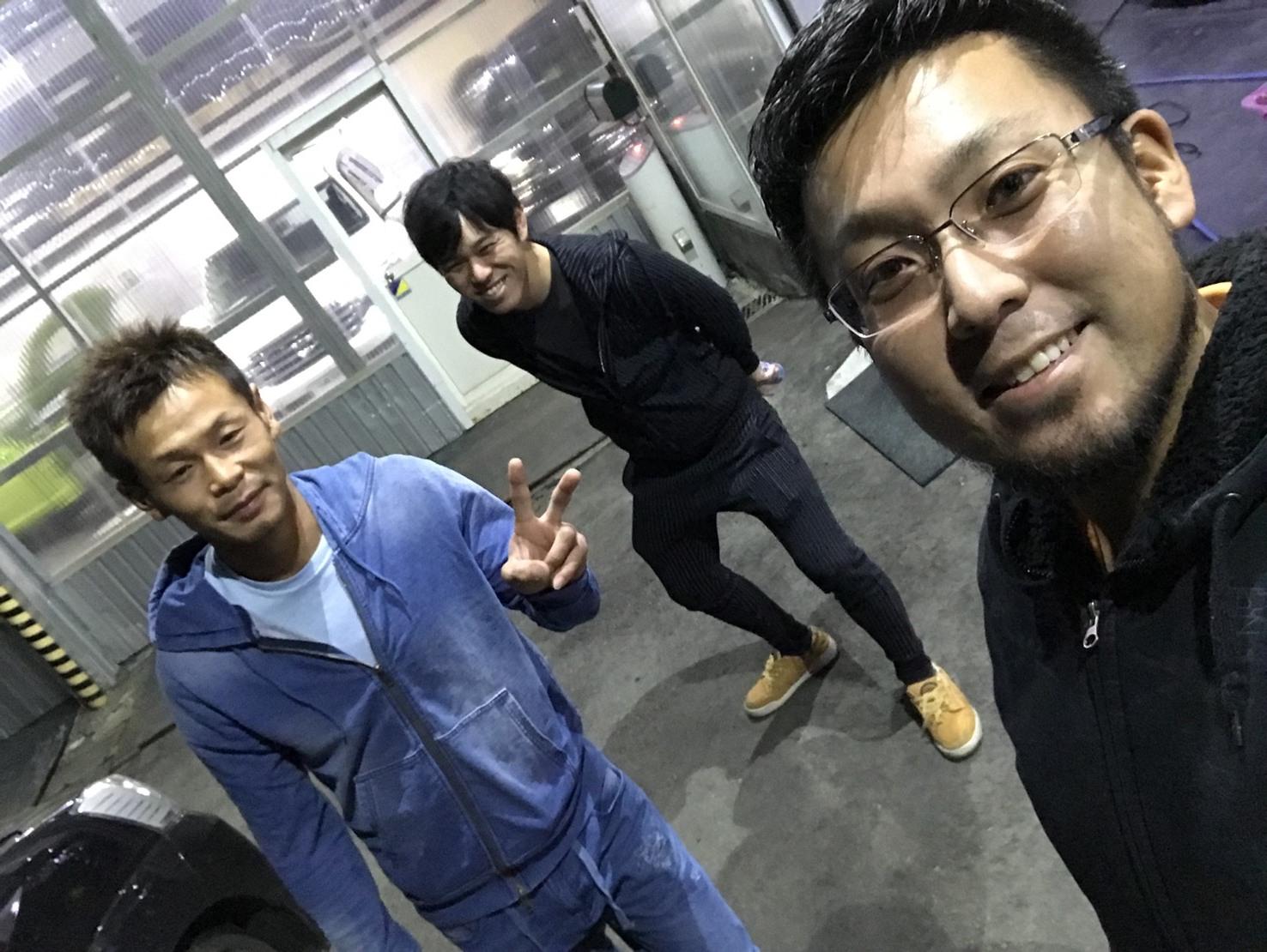 3月30日(金)トミーベース カスタムブログ☆S社様、新車のヴェルファイア到着☆カマロカスタム中☆_b0127002_11550559.jpg