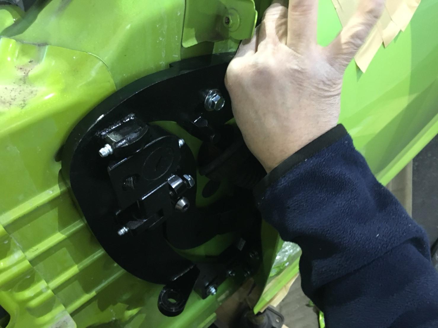 3月30日(金)トミーベース カスタムブログ☆S社様、新車のヴェルファイア到着☆カマロカスタム中☆_b0127002_12055110.jpg
