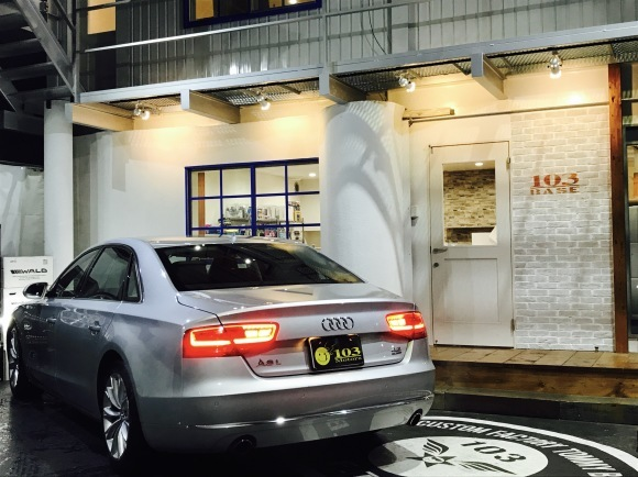 3月30日(金)トミーベース カスタムブログ☆S社様、新車のヴェルファイア到着☆カマロカスタム中☆_b0127002_14200778.jpg