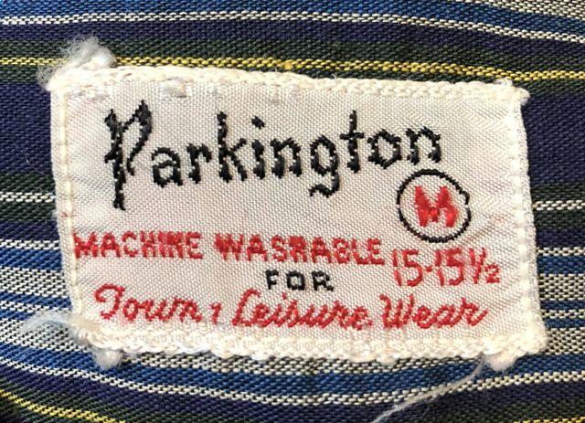 3月31日(土)入荷!60s all cotton stripe シャツ!_c0144020_13520200.jpg