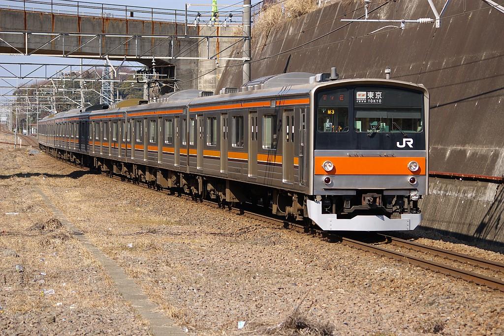 205系ケヨM3編成_f0203926_22455519.jpg