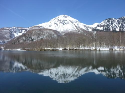 3/26 (月) 春まだ浅き上高地 _b0298935_21413413.jpg