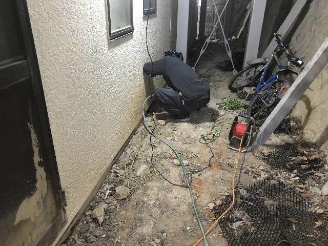 シロアリ予防と建デポと・・・_f0031037_20151876.jpg