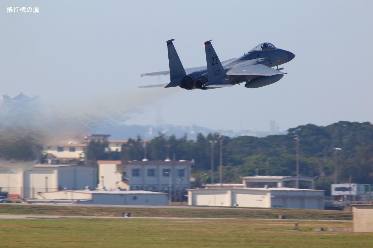 期待ハズレ  F-15  アメリカ空軍_b0313338_01392952.jpg