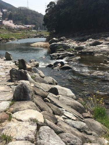 川辺で戯れるおばちゃん      プラスチックゴミの問題_b0346442_18141624.jpeg