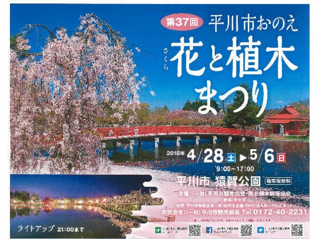 平川市おのえ花(さくら)と植木まつり_2018_d0348249_13123824.jpg