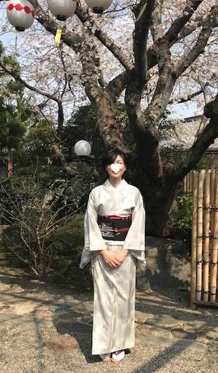 北野をどり・桜の下の着物姿・京都の桜も今週末が見頃_f0181251_18193162.jpg