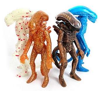 Alien Blind Box Xenomorph ReAction Figures Wave 2_e0118156_10432999.jpg
