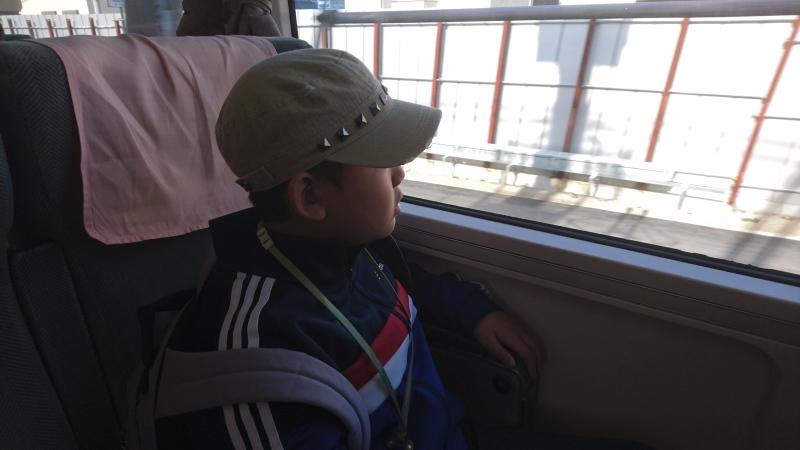 京阪電車に乗って比叡山へ行く・・・孫のスケジュールに同行_c0108460_21495240.jpg