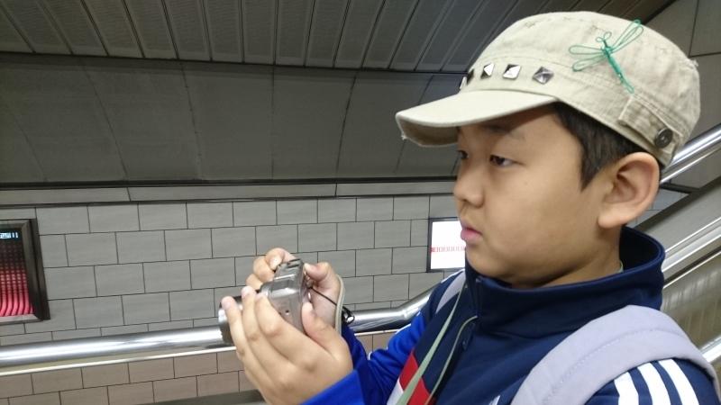 京阪電車に乗って比叡山へ行く・・・孫のスケジュールに同行_c0108460_21510303.jpg