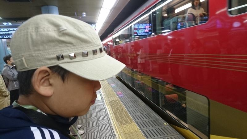 京阪電車に乗って比叡山へ行く・・・孫のスケジュールに同行_c0108460_21510363.jpg