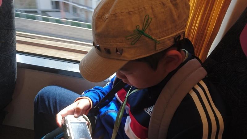京阪電車に乗って比叡山へ行く・・・孫のスケジュールに同行_c0108460_21513075.jpg