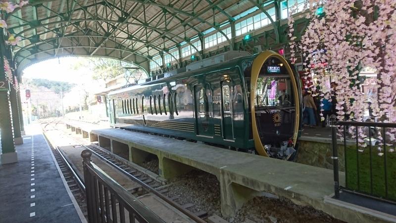 京阪電車に乗って比叡山へ行く・・・孫のスケジュールに同行_c0108460_21590263.jpg
