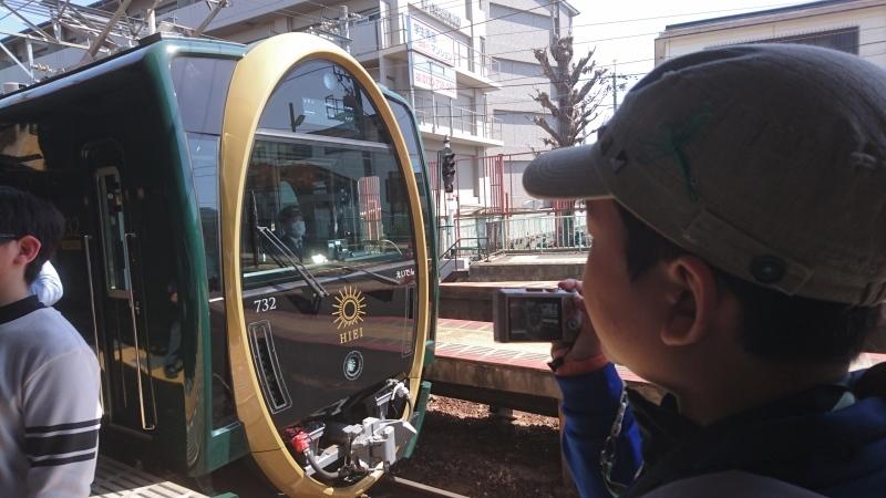 京阪電車に乗って比叡山へ行く・・・孫のスケジュールに同行_c0108460_21590362.jpg