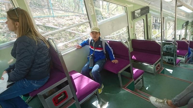 京阪電車に乗って比叡山へ行く・・・孫のスケジュールに同行_c0108460_22004227.jpg
