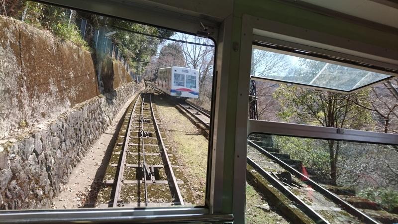京阪電車に乗って比叡山へ行く・・・孫のスケジュールに同行_c0108460_22004322.jpg