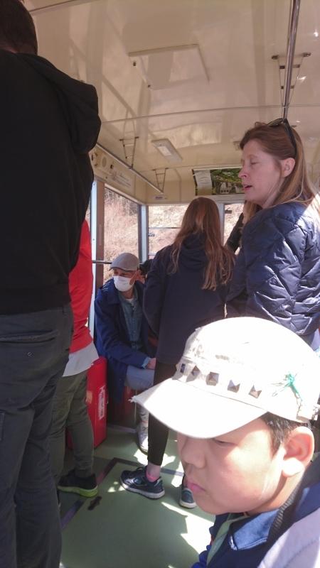 京阪電車に乗って比叡山へ行く・・・孫のスケジュールに同行_c0108460_22044169.jpg