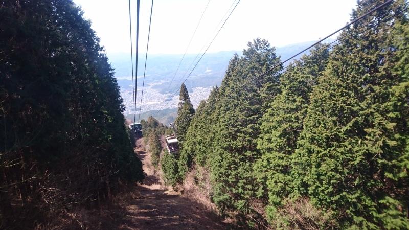 京阪電車に乗って比叡山へ行く・・・孫のスケジュールに同行_c0108460_22044216.jpg