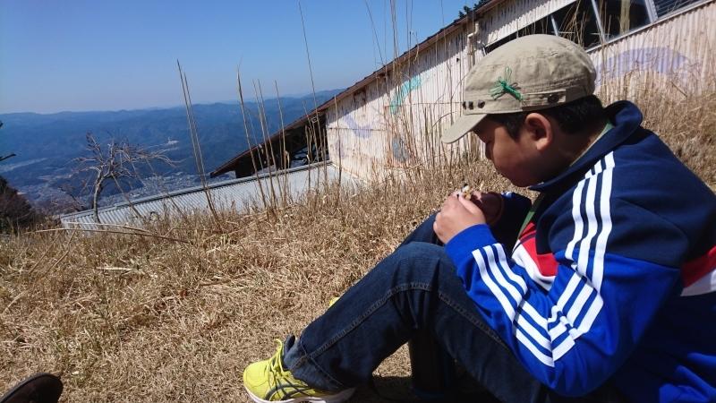 京阪電車に乗って比叡山へ行く・・・孫のスケジュールに同行_c0108460_22051978.jpg