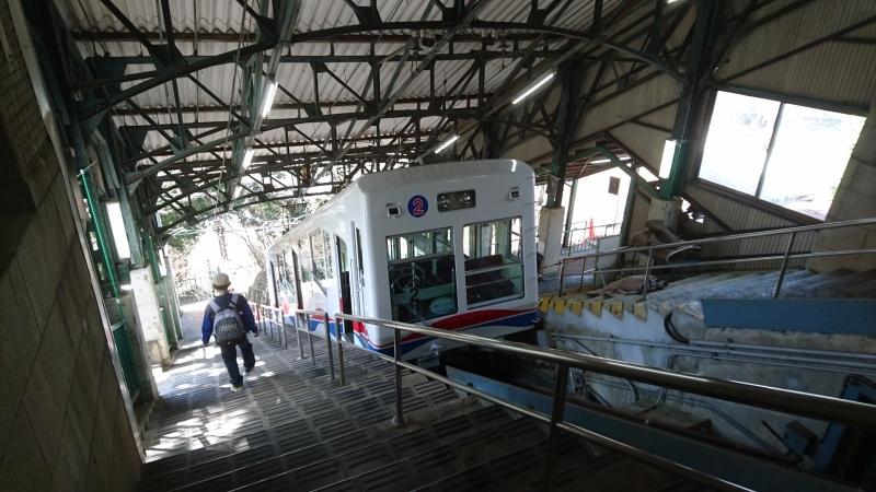 京阪電車に乗って比叡山へ行く・・・孫のスケジュールに同行_c0108460_22055372.jpg