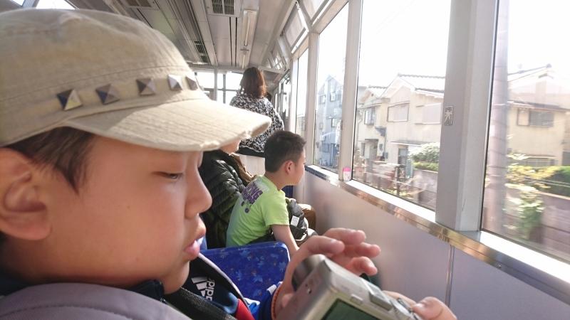 京阪電車に乗って比叡山へ行く・・・孫のスケジュールに同行_c0108460_22064764.jpg