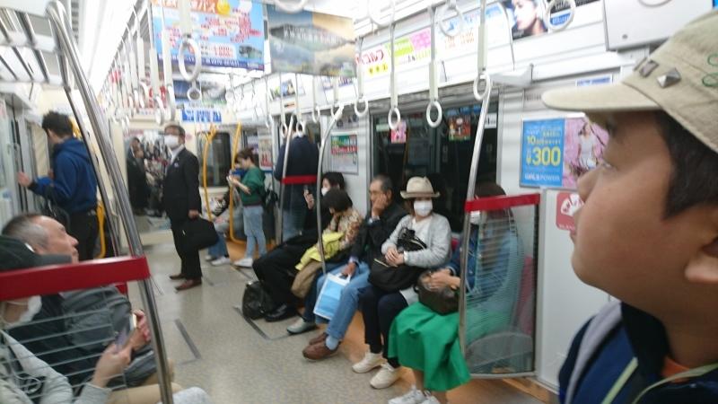 京阪電車に乗って比叡山へ行く・・・孫のスケジュールに同行_c0108460_22162460.jpg