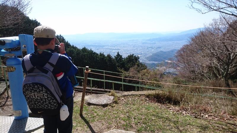 京阪電車に乗って比叡山へ行く・・・孫のスケジュールに同行_c0108460_22200247.jpg