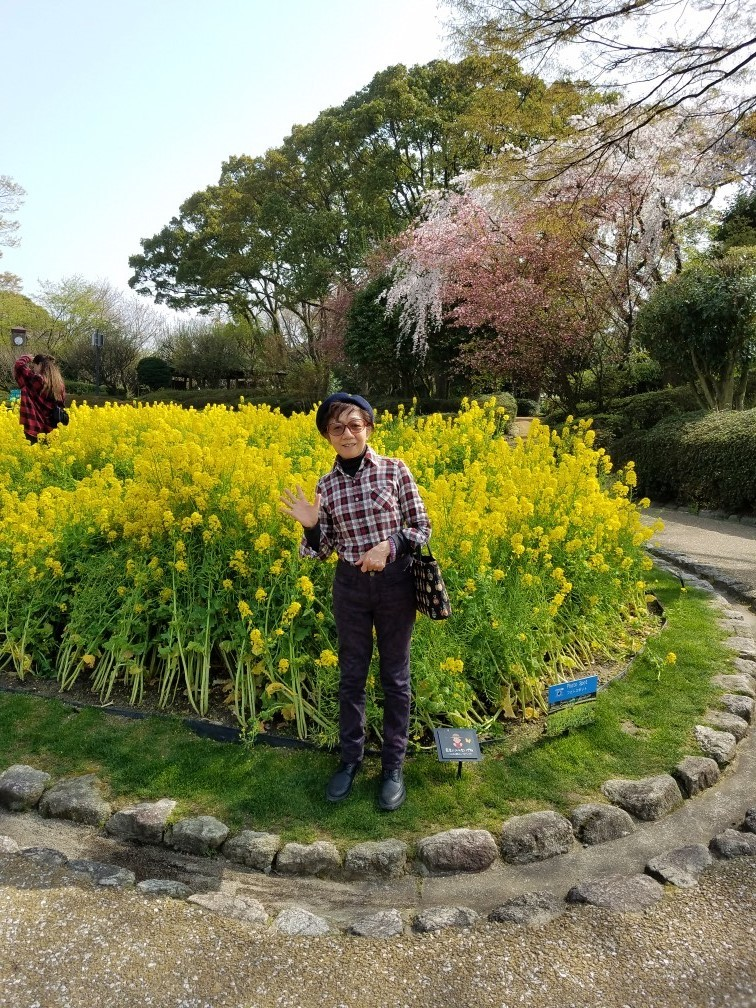 ❤ 春の植物園へ・・・!_b0313261_15281614.jpg