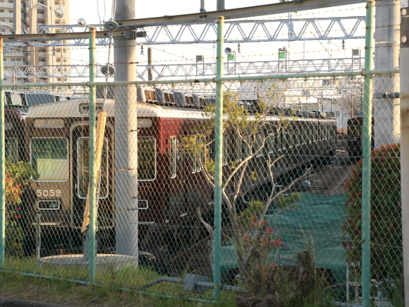 阪急正雀みたまま 5008F 6連化_d0202264_21291857.jpg