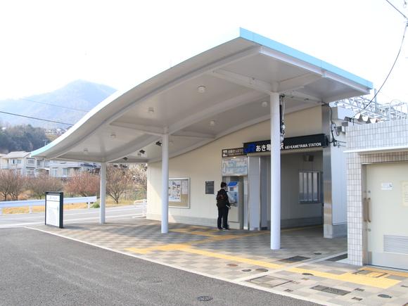 青春18切符 あき亀山まで行く旅!_d0202264_21352934.jpg