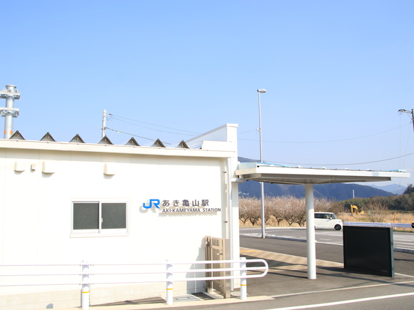 青春18切符 あき亀山まで行く旅!_d0202264_21355574.jpg