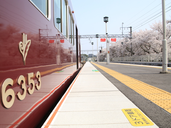 阪急嵐山駅 阪急6353F_d0202264_21382982.jpg
