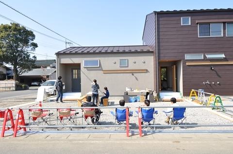 十字窓の家 オープンハウスが終わりました。_c0128375_12472161.jpg