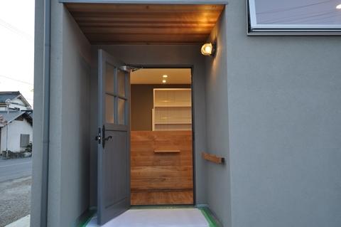十字窓の家 オープンハウスが終わりました。_c0128375_12504907.jpg