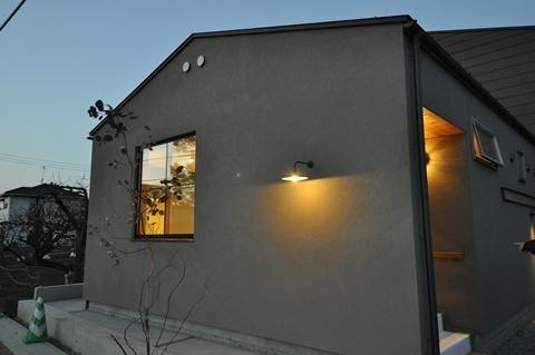 十字窓の家 オープンハウスが終わりました。_c0128375_12511065.jpg