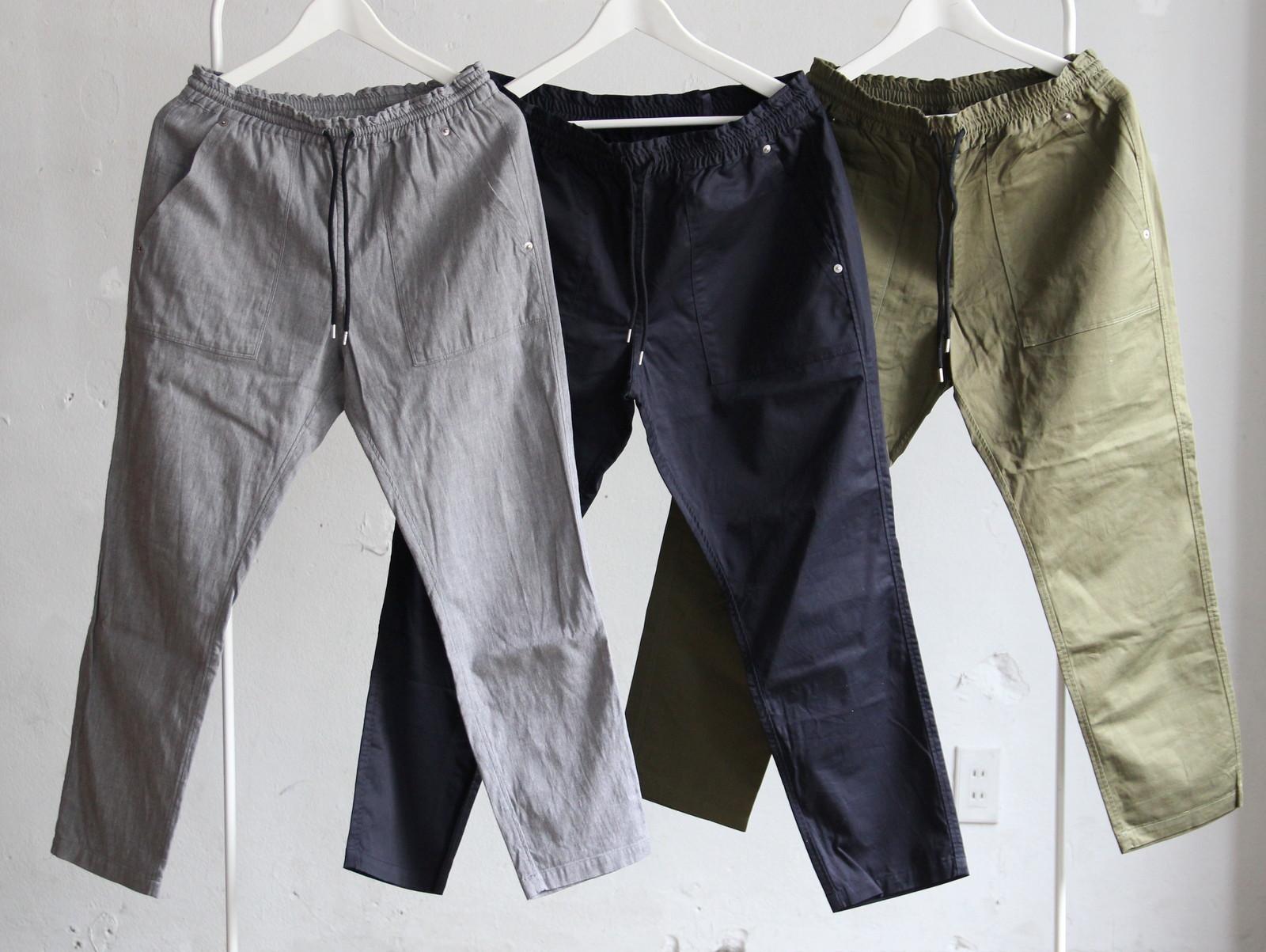 Cotton Linen Ankle PTS_c0379477_19174506.jpg