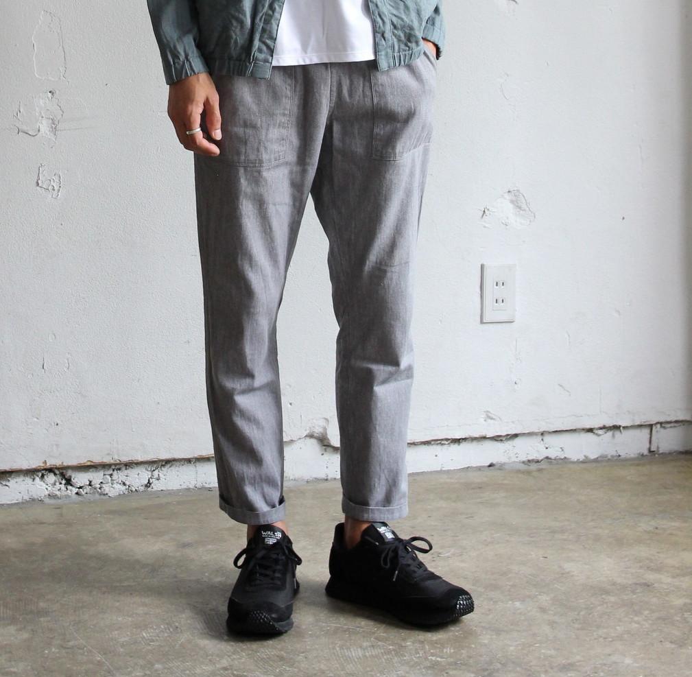 Cotton Linen Ankle PTS_c0379477_19191125.jpg