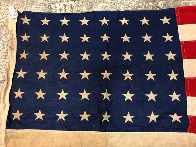 3月31日(土)大阪店服飾雑貨入荷!#5 AmericanFlag&Athletic編!48 Star,Cap!!_c0078587_14191054.jpg