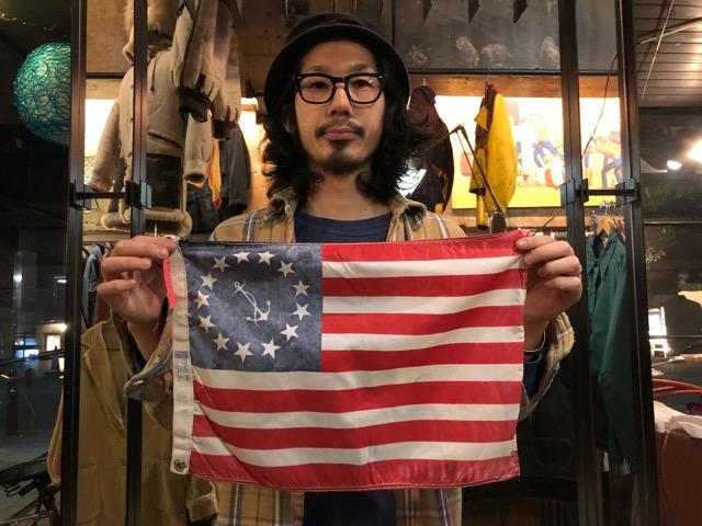 3月31日(土)大阪店服飾雑貨入荷!#5 AmericanFlag&Athletic編!48 Star,Cap!!_c0078587_14281111.jpg