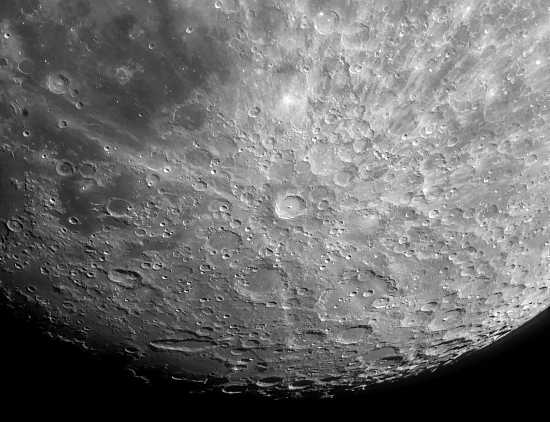 3月28日の月 15cmアクロマート屈折での月面撮影 _e0174091_09471532.jpg
