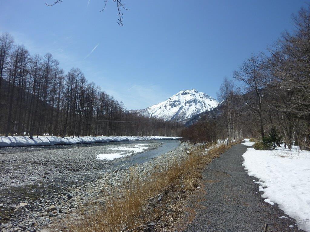 3/26 (月) 春まだ浅き上高地 _b0298935_22440809.jpg
