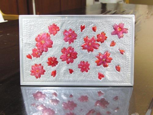 アルミアート ~ 桜 ~_e0222340_1501147.jpg