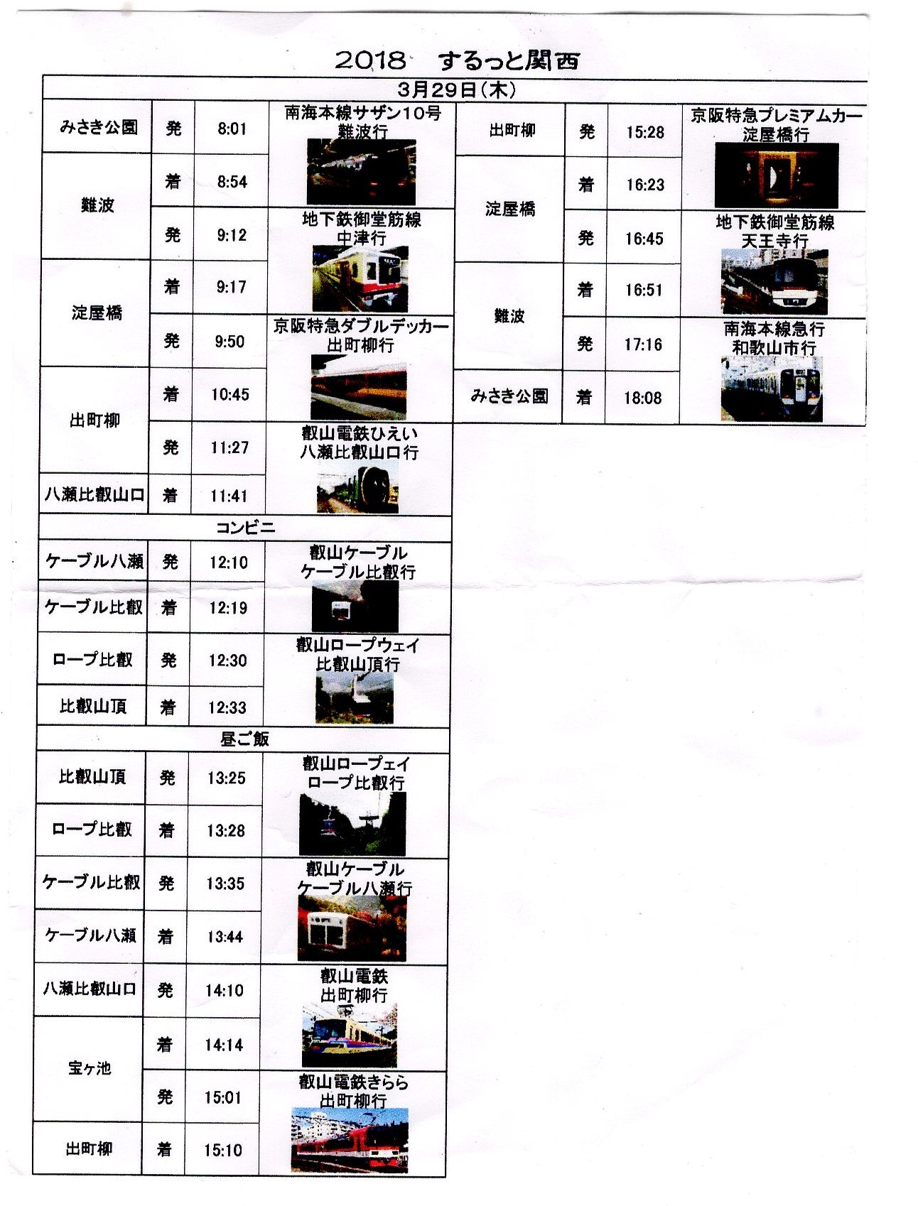 京阪電車に乗って比叡山へ行く・・・孫のスケジュールに同行_c0108460_07451150.jpg