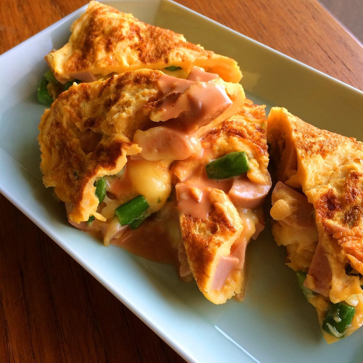 ソーセージ レシピ 魚肉