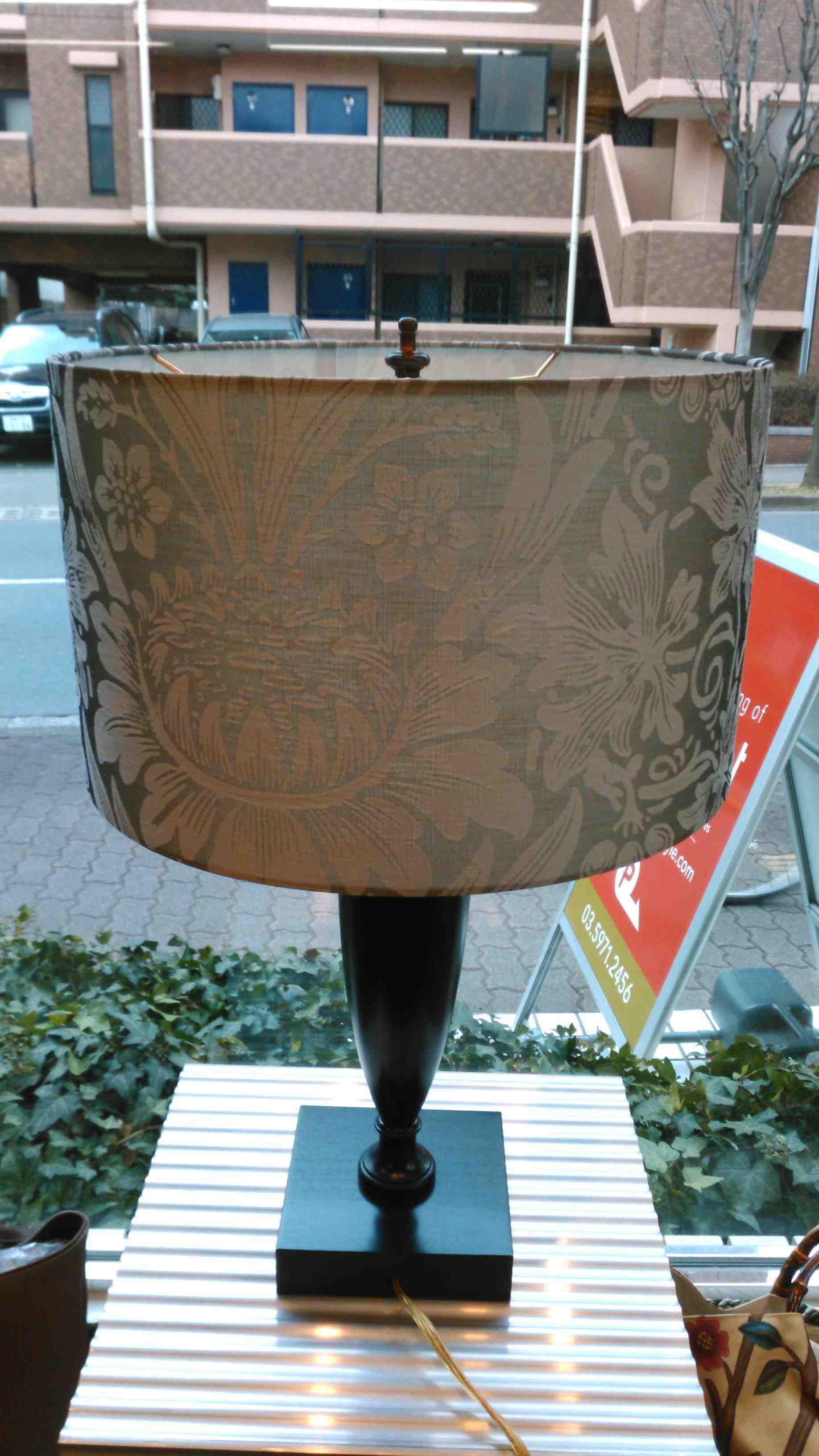 『ピュアモリス』でランプシェードの新規制作_c0157866_20082678.jpg