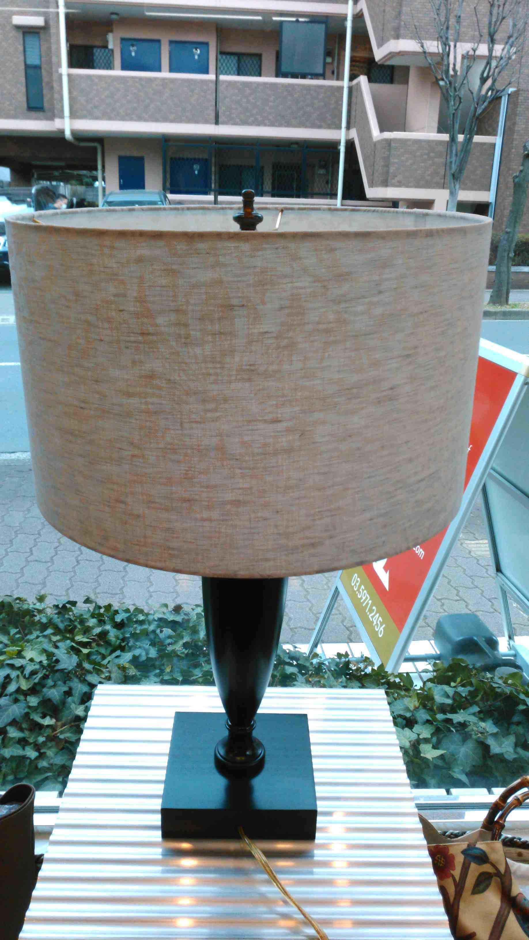 『ピュアモリス』でランプシェードの新規制作_c0157866_20085487.jpg