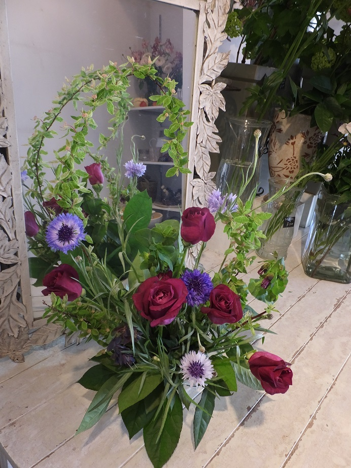 オークリーフ花の教室(ゆかさんの作品)_f0049672_16341688.jpg