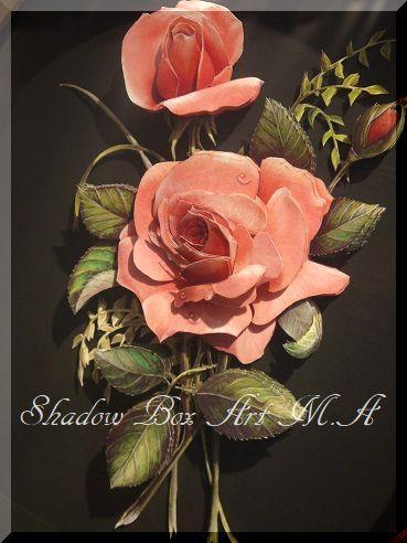 Shadow Box Art  M.A レッスン ご案内~♪_a0159974_10284073.jpg