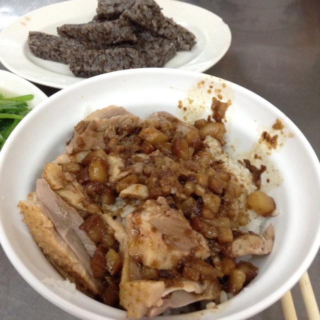 高雄 絶品鴨肉飯の名店「鴨肉珍」_a0334793_02525133.jpg