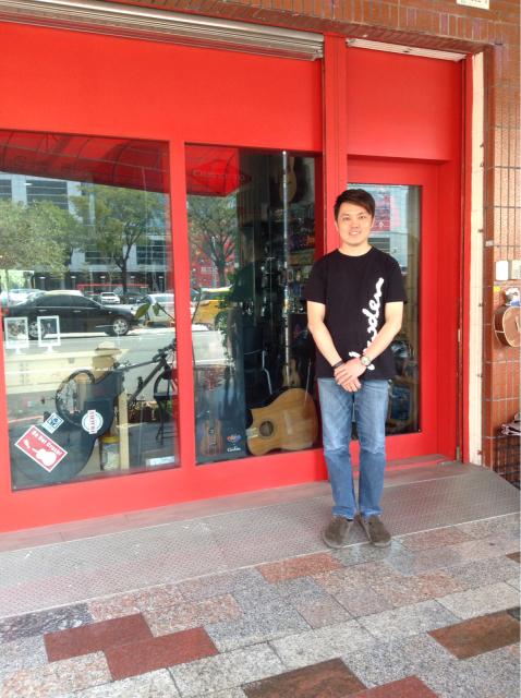 高雄のギターショップ Guitar Kids 吉他寶貝樂器店で楽しい時間を過ごしました。_a0334793_14324618.jpg